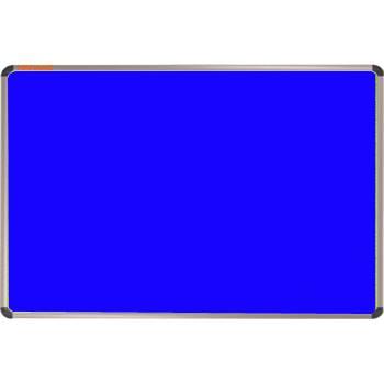 Softboard 90x120 bludru gantung