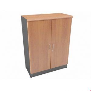 lemari arsip uno kayu