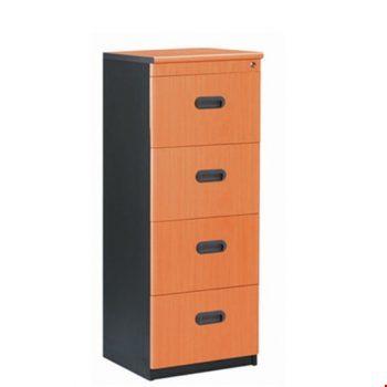 Filing Cabinet Ichiko 4 Laci IC 709