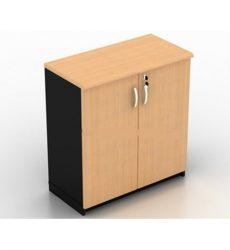 lemari arsip kayu modera ECL 8492