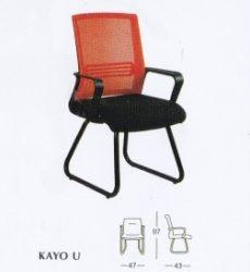 Kursi Hadap KAYO-U-252x300