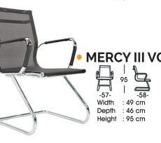 Kursi Hadap Ichiko Mercy III VCR