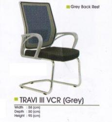 Kursi Hadap Donati Travi III VCR Grey