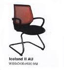 Kursi Hadap Yesnice Iceland II AU