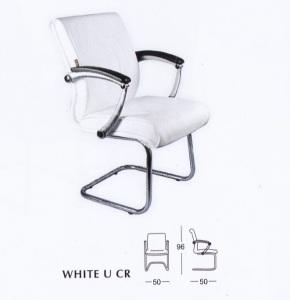 Kursi Hadap WHITE-U-CR-290x300