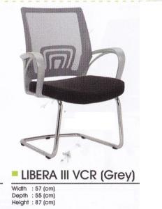 Kursi Hadap Donati Libera III VCR Grey