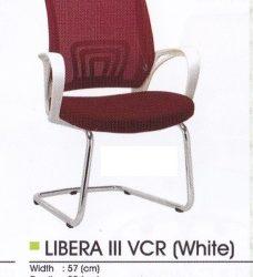 Kursi Hadap Donati Libera III VCR White