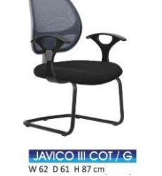 Kursi Hadap Indachi Javico III COT Grey